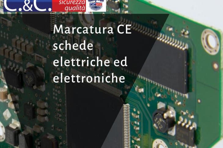 schede elettriche ed elettroniche