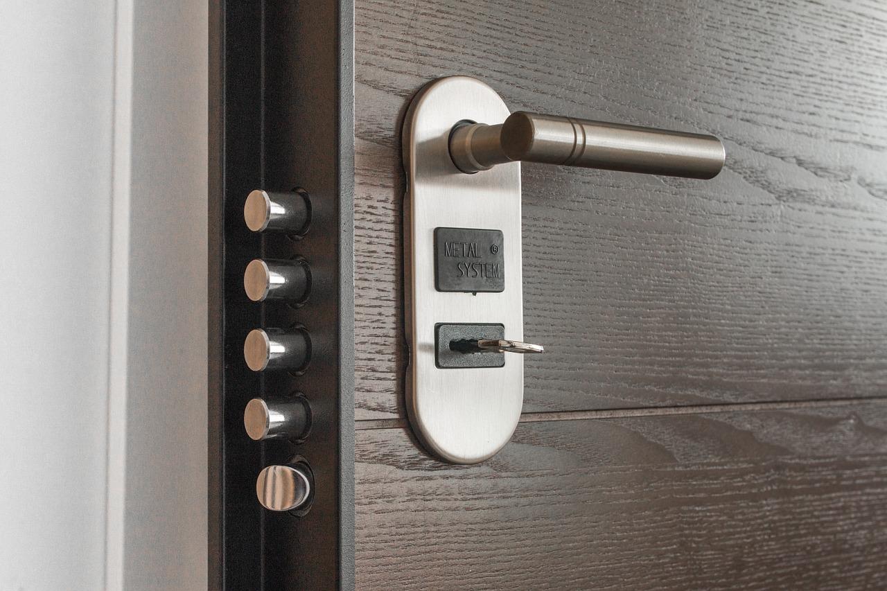 porta blindata come aprirla senza chiavi