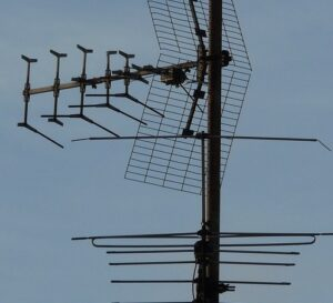 antenna tv come spostare attacco