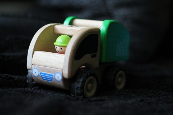 Camion nettezza urbana
