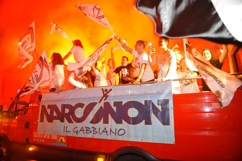 Narconon Gabbiano e Narconon Volley Melendugno: Insieme in B1